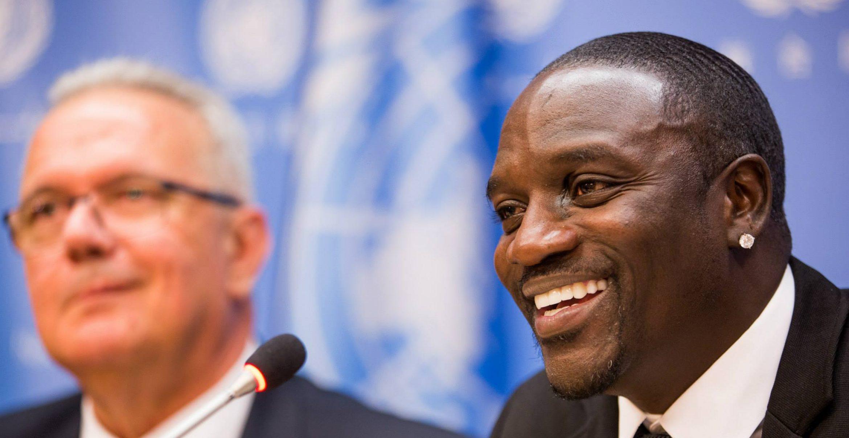 Wie Akon 600 Millionen Menschen in Afrika mit Solarenergie versorgen will