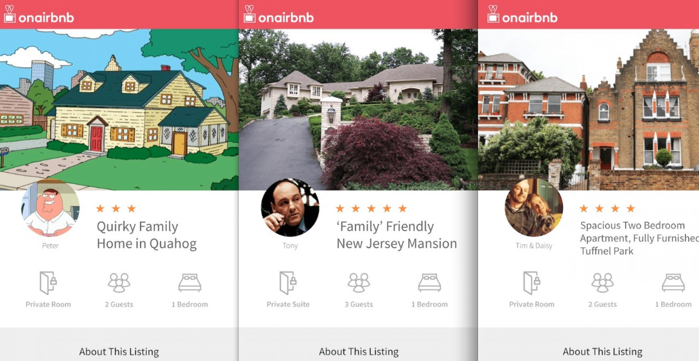 Airbnb machts möglich: Übernachten bei Walter White und Tony Soprano?