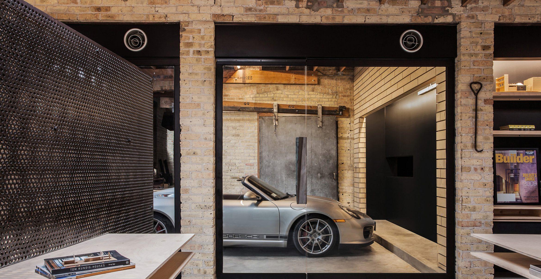 Office Remake: Und plötzlich steht der Porsche neben dem neuen Schreibtisch