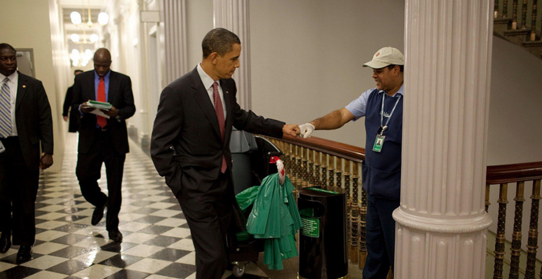 Zwei Millionen Fotos in acht Jahren: Die besten Bilder von Obamas persönlichem Fotografen