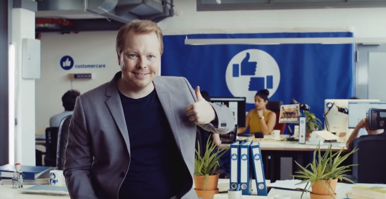 Einmaliger Imagefilm: Facebook stellt neue Anti-Hass Abteilung vor