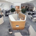 LinkedIn-Büro