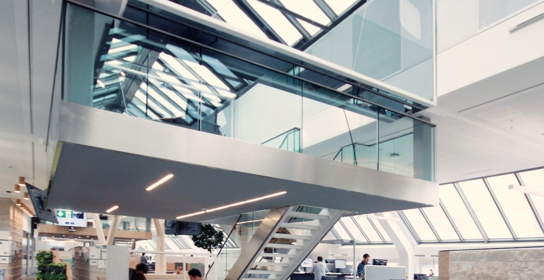 Bestes Ambiente: So sieht das neue LinkedIn-Büro in München aus