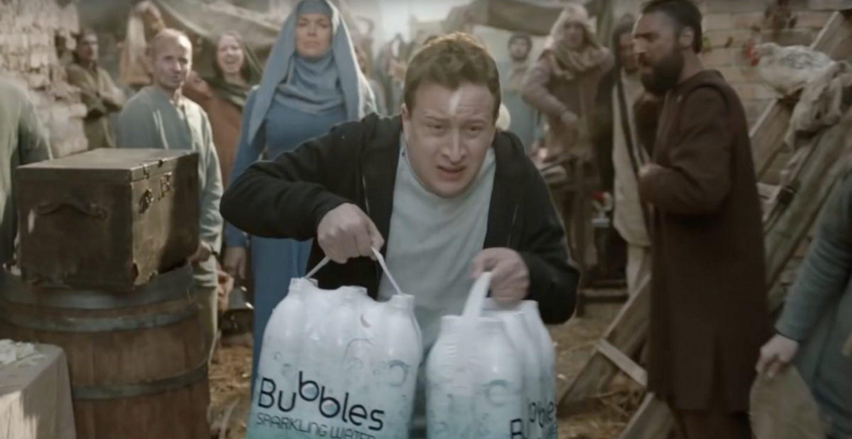 """Shame or Glory: SodaStream stellt den berühmten """"Walk of Shame"""" aus """"Game of Thrones"""" nach – und sendet dabei eine wichtige Message"""