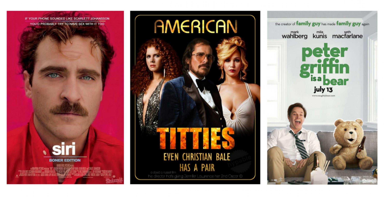 Redesign: 15 Filmtitel, die wirklich aussagen, was im Film passiert