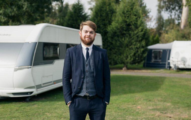 Berater sein und im Camping-Van leben – Alexander Kornelsen macht's vor