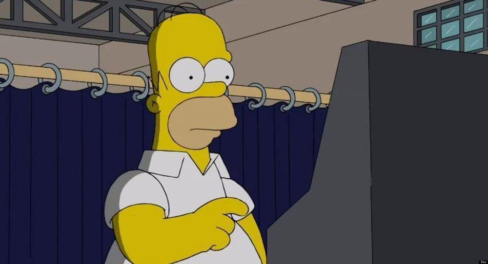 Die Simpsons: Homer und Marge sahen Selbstisolation voraus