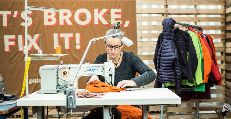 Patagonia Worn Wear: Kleidung reparieren statt wegwerfen