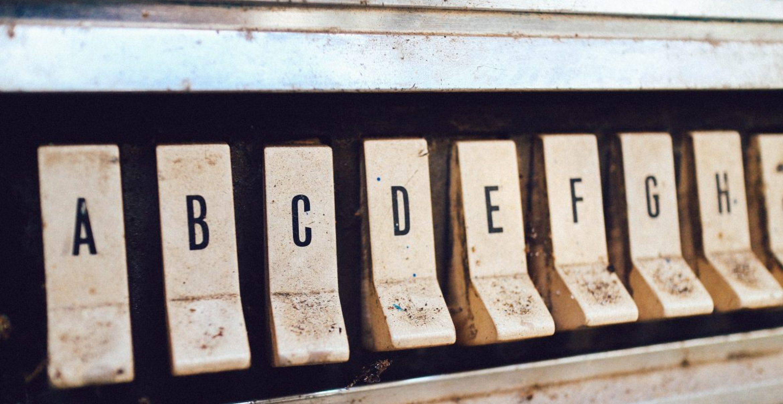 Helvetica oder Comic Sans? Was die Schriftwahl für Peinlichkeiten über dich verrät