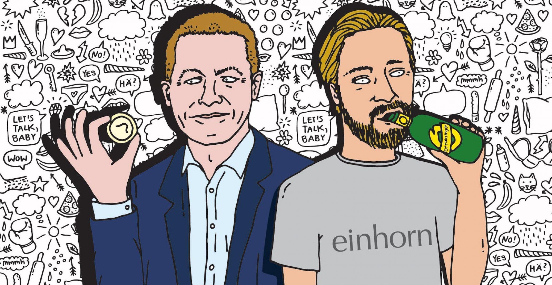 CEO-Tausch: Der Chef des Berliner Kondom-Startups Einhorn wird jetzt Bierbrauer
