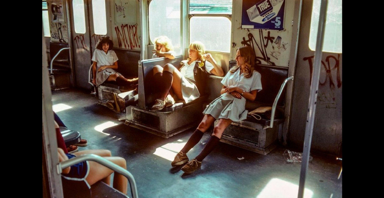 Hell On Wheels: Willy Spillers epische Fotos aus New Yorks U-Bahn