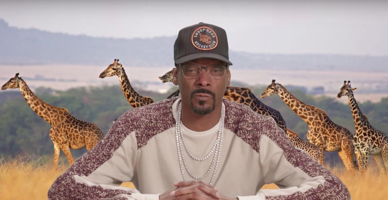 """Plizzanet Earth"": Snoop Dogg kommentiert erneut Tierdokus"