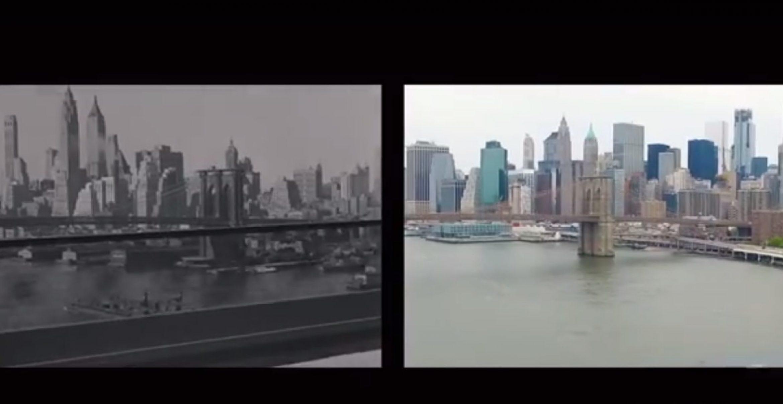 Split-Screen: So sehr hat sich New York in den letzten 80 Jahren verändert