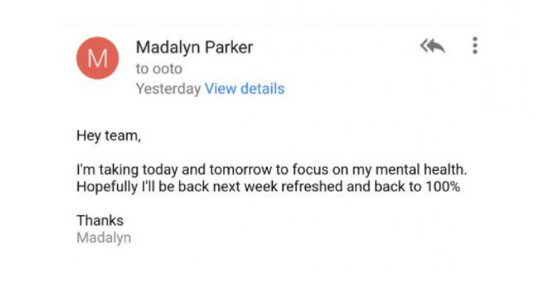 Angestellte meldet sich wegen Depressionen krank – Chef hat die beste Reaktion