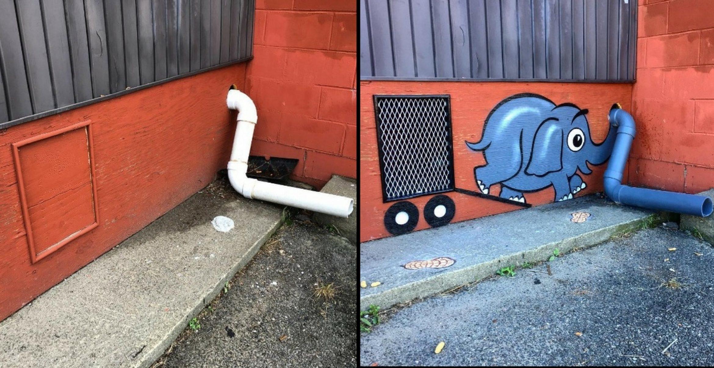 Street Artist verpasst New York einen neuen Anstrich