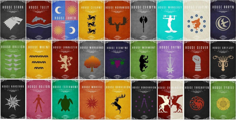 """""""Game of Thrones"""": Was wäre, wenn Lannister, Stark und Co. bekannte Unternehmen wären?"""