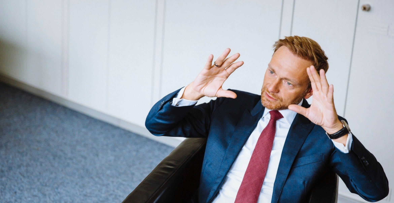 Christian Lindner: Das Comeback