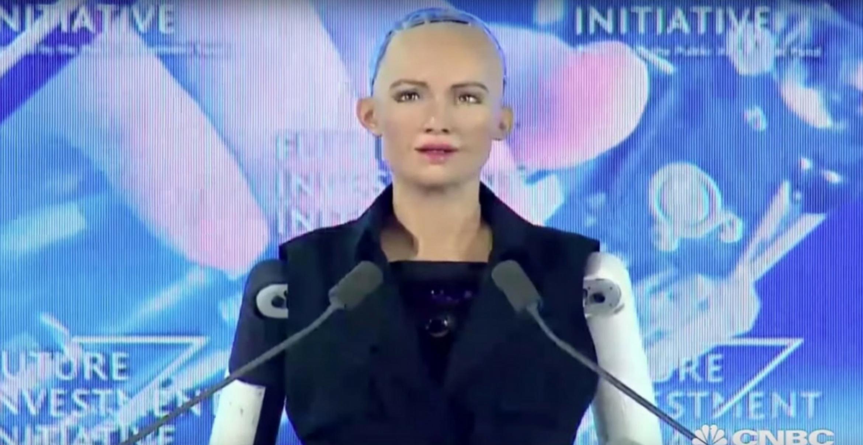 Sophia basht Elon: Musk wird von Roboter aufs Korn genommen