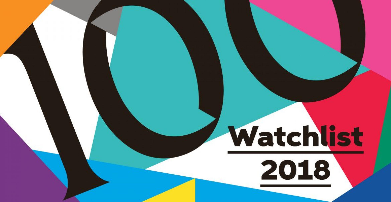 Watchlist 2018 – 100 Gründer, Macher und Kreative