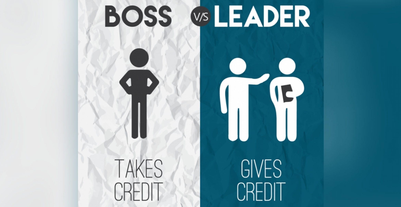 Boss oder Leader? Diese acht Grafiken zeigen den Unterschied
