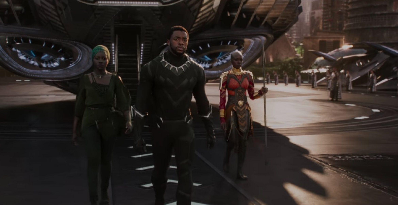 """Vom Flughafen Atlanta könnt ihr jetzt in's """"Black Panther""""-Land Wakanda fliegen"""