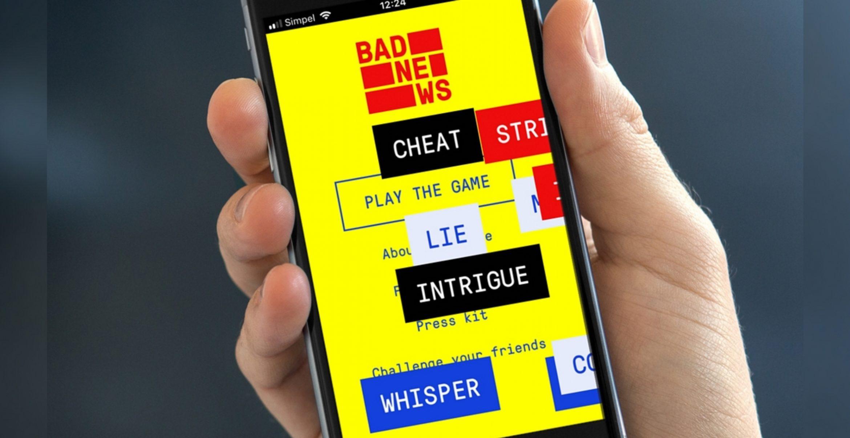 In diesem Online Game dürft ihr hemmungslos Fake News verbreiten
