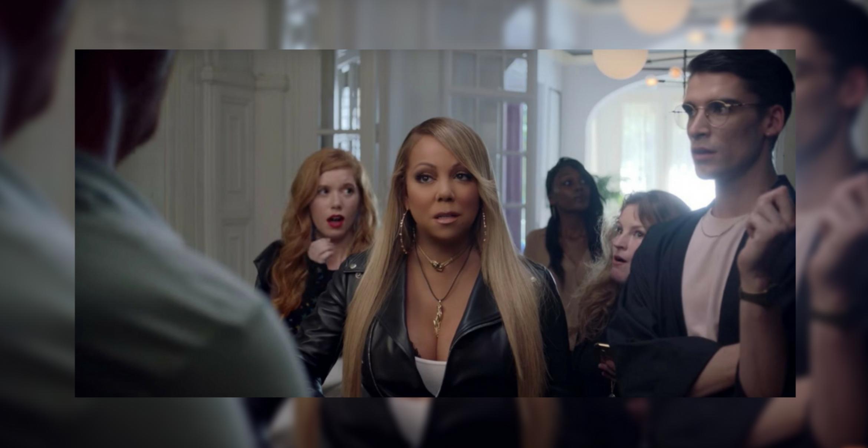 Mariah Carey trifft auf Backpacker im neuen Spot für Hostelworld