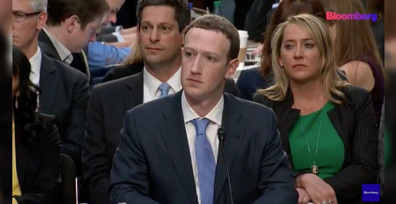 Wird Mark Zuckerberg heute vor dem EU-Parlament gegrillt?