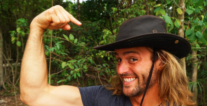 Im Paradies von Cancún: Dieser Typ hat den geilsten Job ever