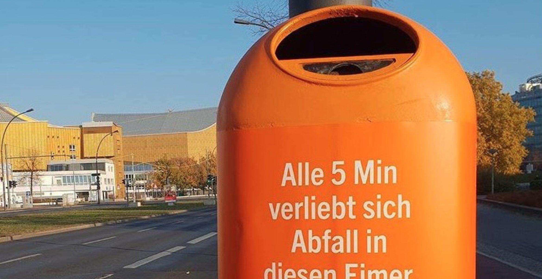 Marketing muss fetzen: 15 Sprüche der Berliner Stadtreinigung