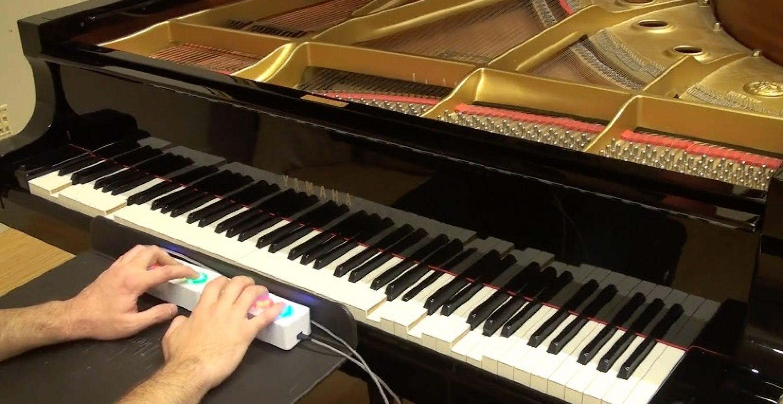 Musische Maschine: Diese KI macht dich zum Klaviergenie