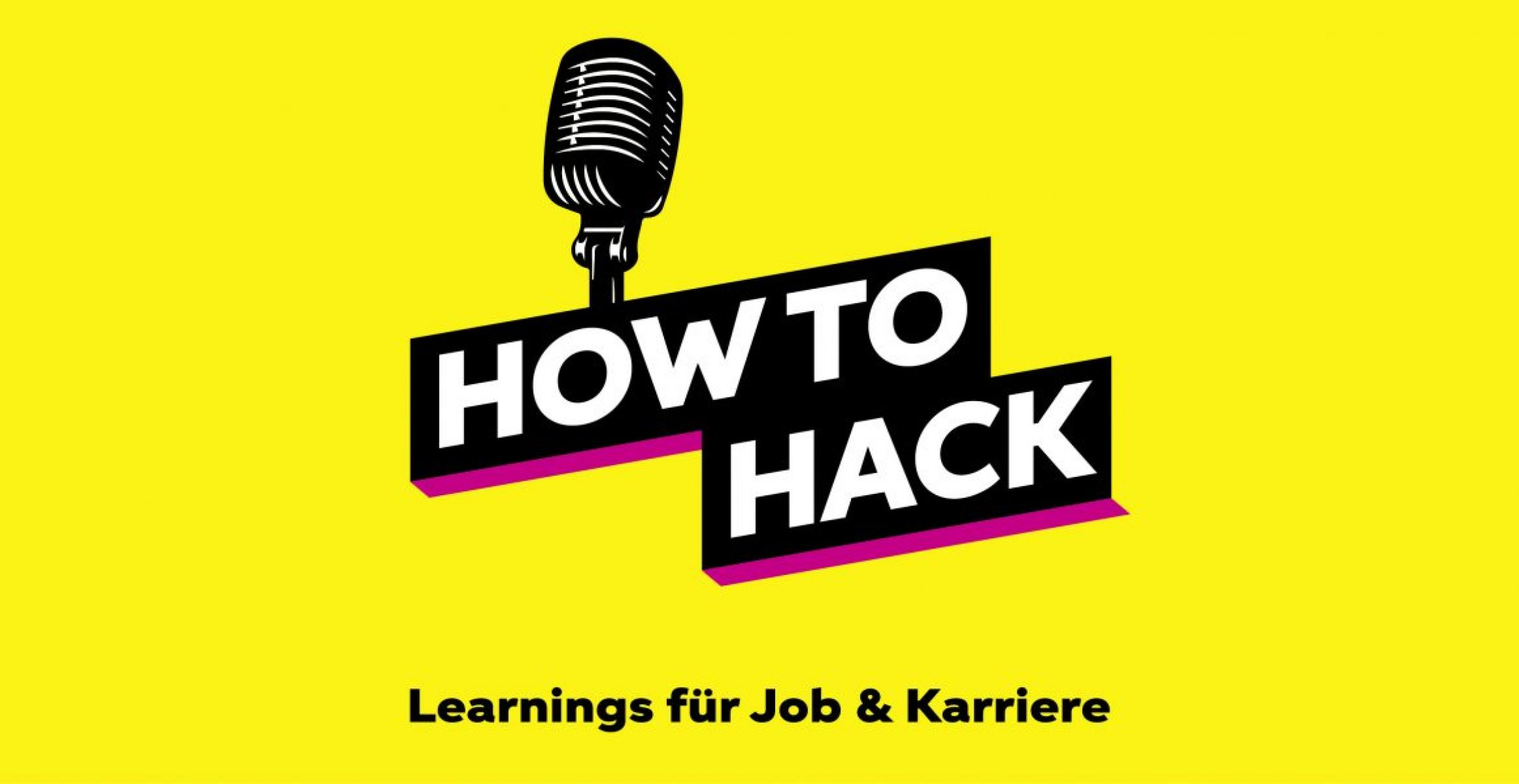 How to Hack #12: Sabine Eckhardt über Karriere