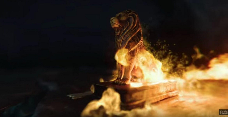 """Im ersten """"Game of Thrones""""-Teaser kollidieren endlich Eis und Feuer"""