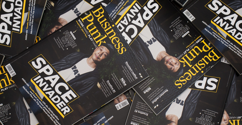 Unsere neue Business-Punk-Ausgabe ist da!
