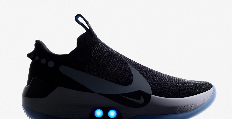 Smarter Schritt: Nike bringt den selbstschnürenden Sneaker auf den Markt
