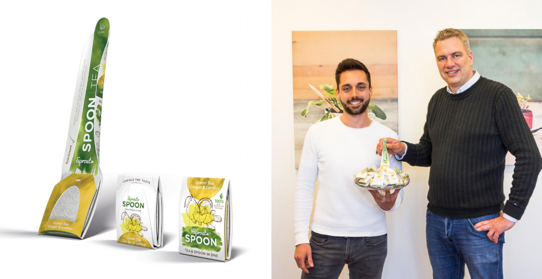 Dieses Startup hat einen Teelöffel mit Kompostfunktion kreiert