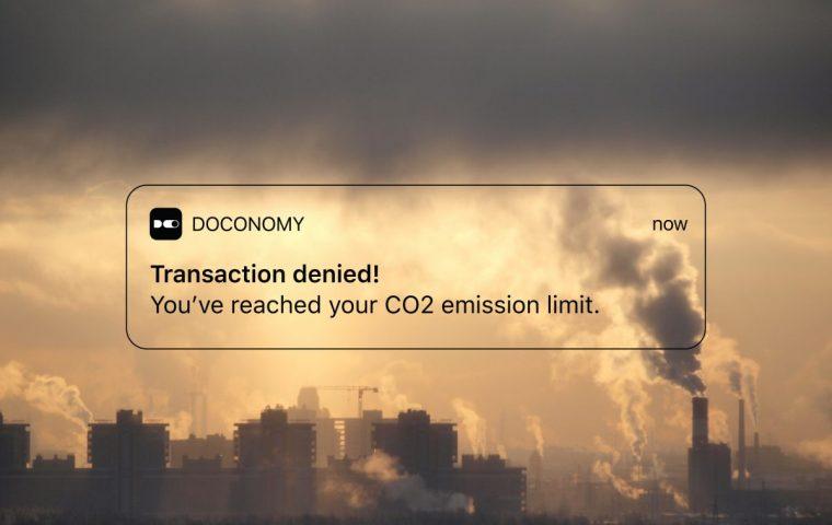 Diese Kreditkarte behält die persönliche Klimabilanz im Auge