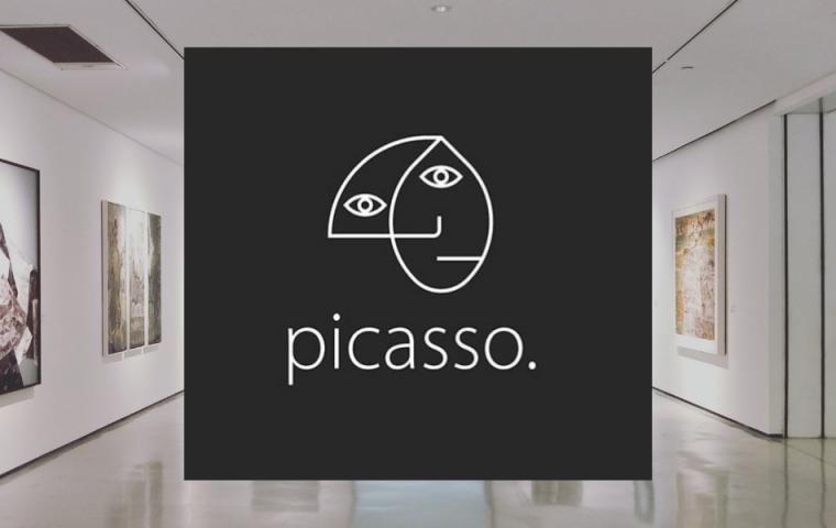 Dieser Designer kreiert Logos für historische Künstler