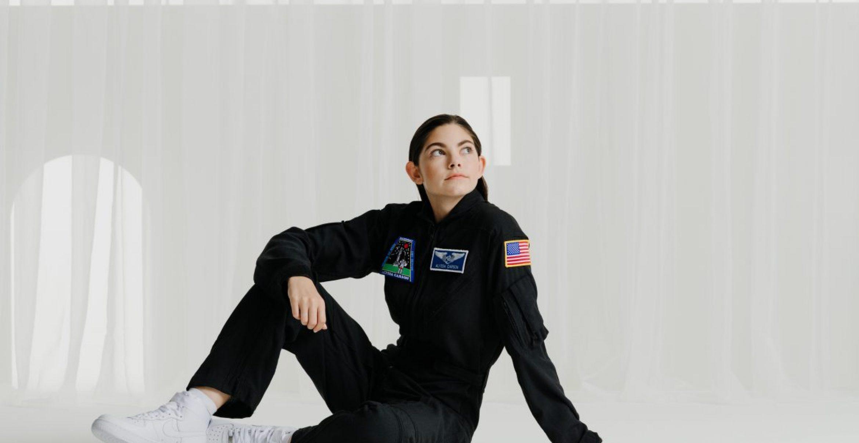 Horizn Studios und Jungastronautin Alyssa Carson entwickeln Space-Koffer