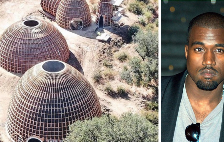 """Kanye West baut Häuser im """"Star Wars""""-Look"""