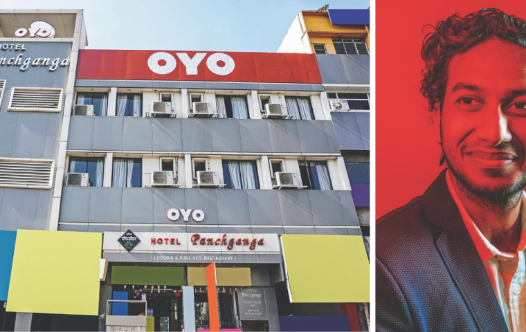 Wie das indische Startup Oyo den europäischen Hotelmarkt aufrollen will