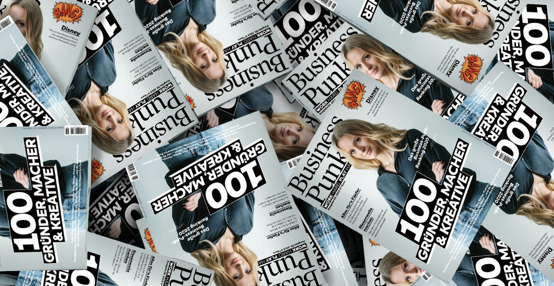 Watchlist 2020: Die neue Business-Punk-Ausgabe ist da!