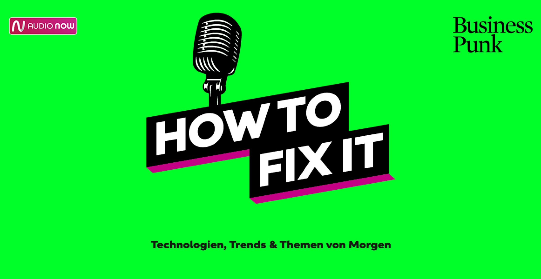 How To Fix It #25: Jonathan Kurfess (Appinio) über Marktforschung