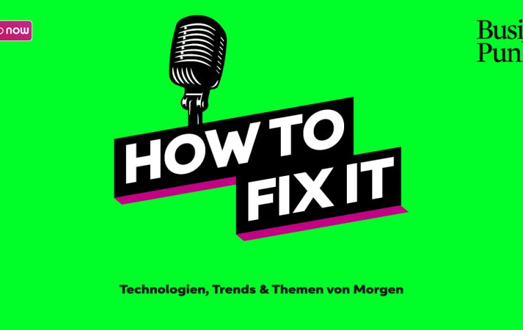 How To Fix It #23: Nico Rosberg über Green Business