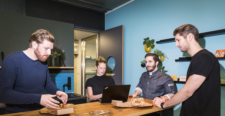 Wie das Berliner Startup Honest Food die Liefer-Gastronomie aufrollt