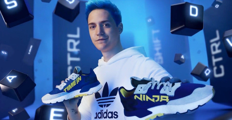 Nach nur 40 Minuten vergriffen – Adidas entwirft Sneaker mit Streaming-Superstar Ninja