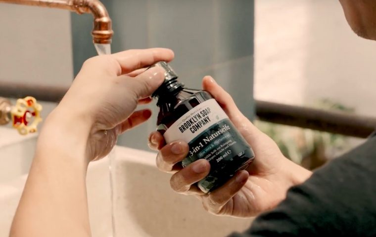 Dank Social Media zum globalen Player: So hat's Brooklyn Soap Company gemacht