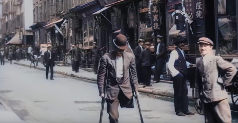 Einmal das New York von 1911 besuchen? KI-restauriertes Video macht's möglich