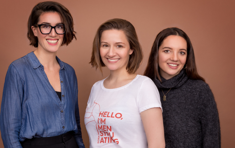 Nachhaltige Periodenunterwäsche? Das Startup Kora Mikino will die Menstruation enttabuisieren