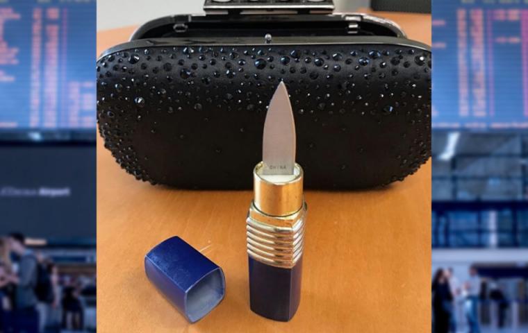 Zehn völlig absurde Gegenstände, die an der Sicherheitskontrolle am Flughafen konfisziert wurden